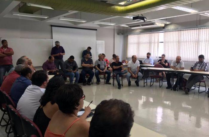 Centrais sindicais definem primeiras ações em 2019
