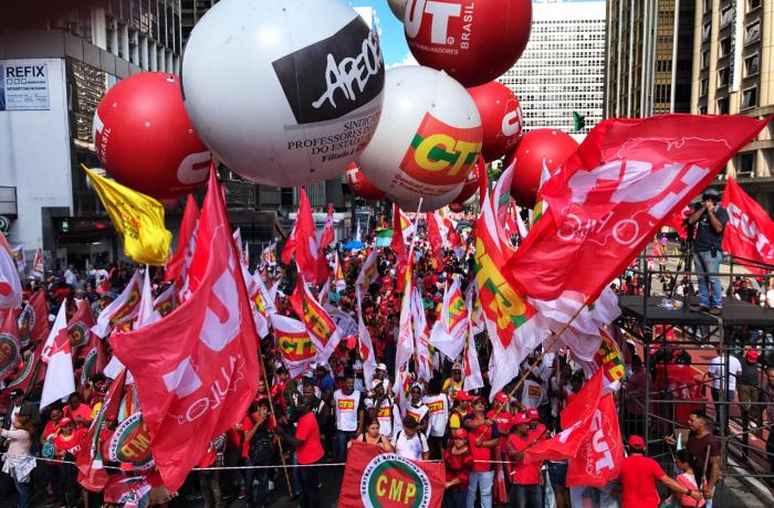 1º de Maio de Luta: Em Defesa da Vida, da Democracia, do Emprego, da Vacina para todos e todas e do Auxílio Emergencial de R$ 600