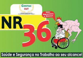 Confira audiência pública no Rio Grande do Sul sobre a NR 36