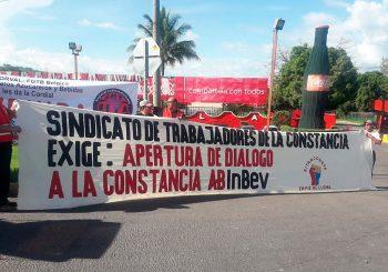 El Salvador: Antisindicalismo na indústria La Constancia